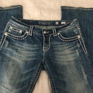 Miss me jeans boot cut